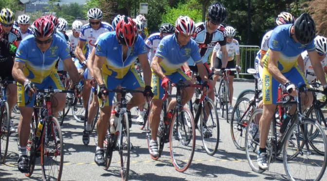 peloton cycliste