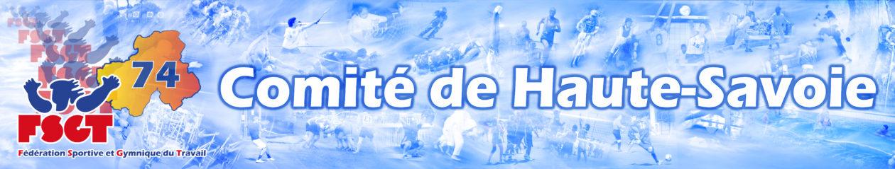 Comité Départemental FSGT Haute-Savoie